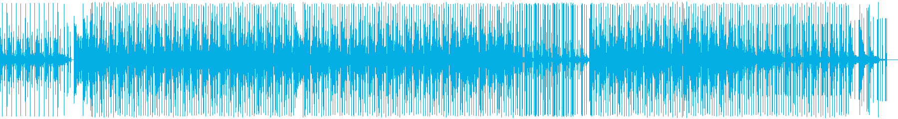 ■ビート ■ピアノ ■エモーショナル の再生済みの波形