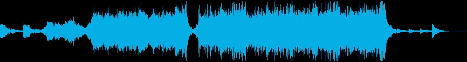 【予告編】映画・トレーラー・エピックの再生済みの波形