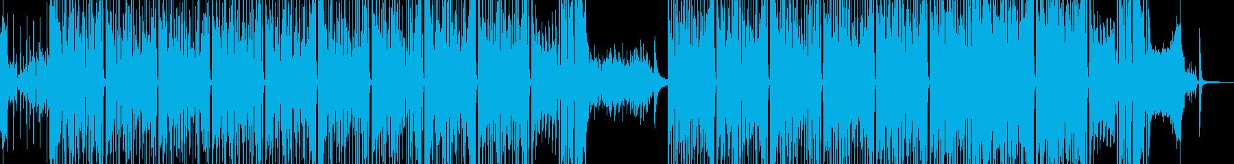 タイム制限クイズのようなポップス Cの再生済みの波形
