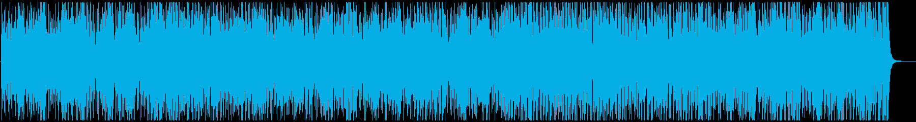トロピカル ゆっくり 魅惑 ピアノ...の再生済みの波形