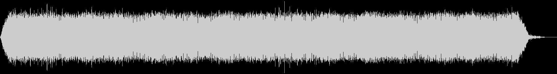 【アンビエント】ドローン_24 実験音の未再生の波形