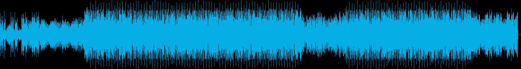 bpm104 ボコーダーEDMエレクトロの再生済みの波形