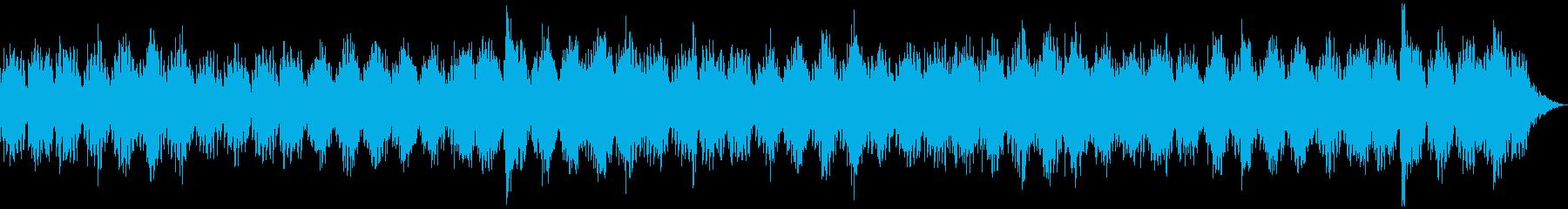 瞑想やヨガ、睡眠誘導のための音楽 02bの再生済みの波形