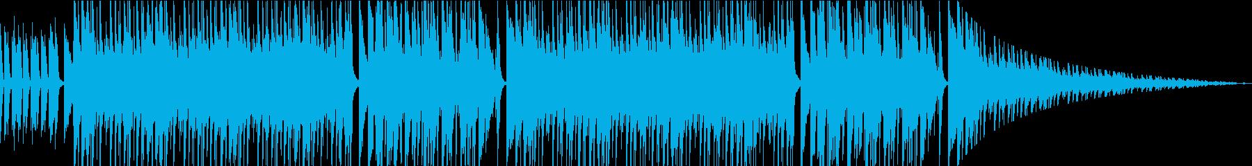 日常・ほのぼの・木琴・生活・かわいいの再生済みの波形