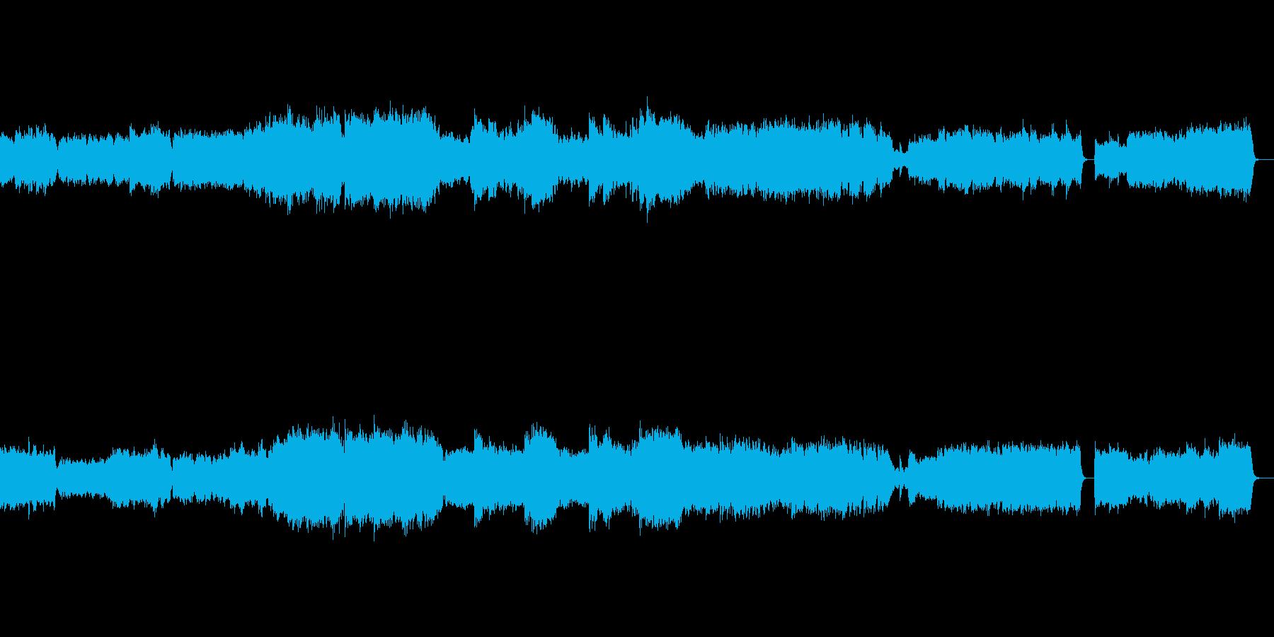 『ペール・ギュント』第1組曲より第一曲 の再生済みの波形