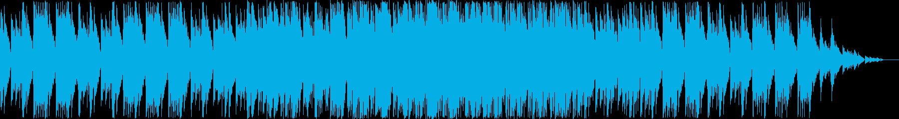 動画 センチメンタル 感情的 お洒...の再生済みの波形