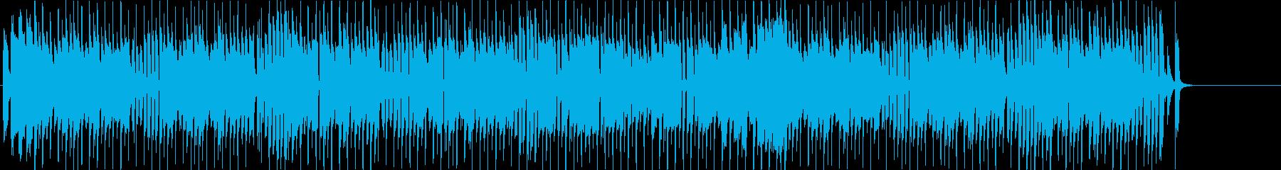 コミカル  かわいい にぎやか  楽しいの再生済みの波形