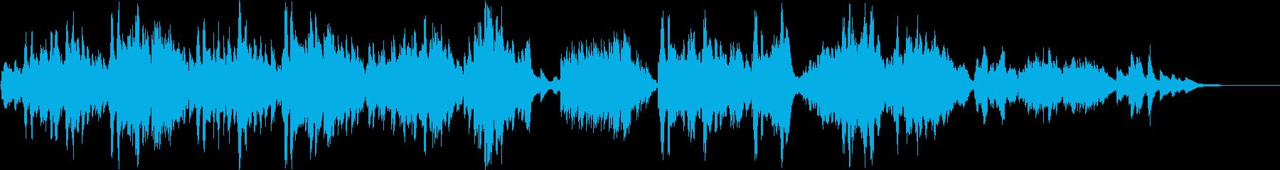 エルガー 愛の挨拶 ヴァイオリン ピアノの再生済みの波形