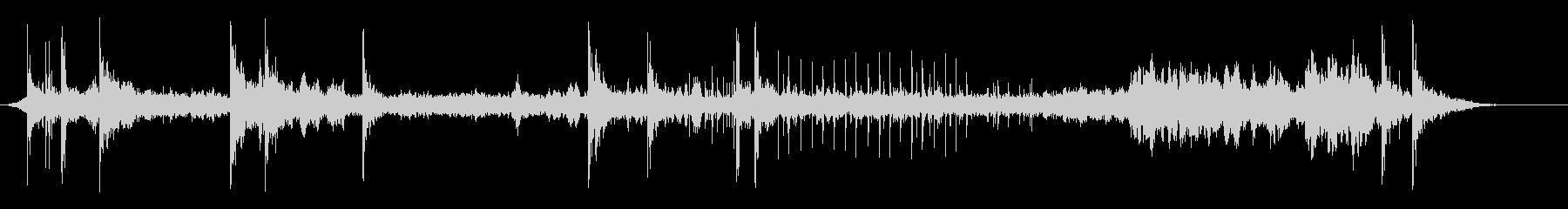 エルロシオアンビエンテアルデアの未再生の波形