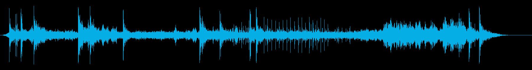 エルロシオアンビエンテアルデアの再生済みの波形