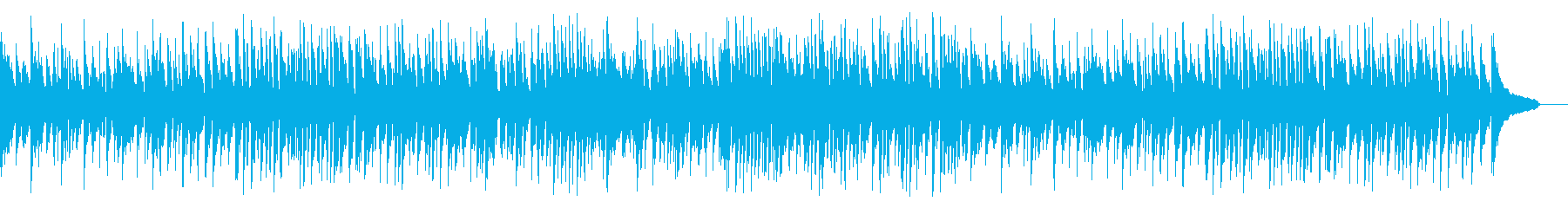 優雅で高級感ある名曲ジャズピアノの再生済みの波形