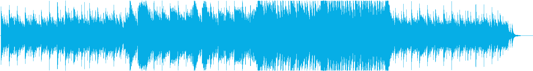 感動系 壮大なエピックオーケストラ①の再生済みの波形