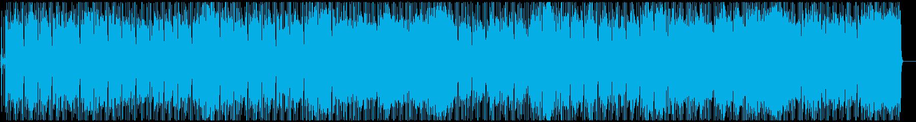 レゲエ 甘く切ないラヴァーズロックの再生済みの波形