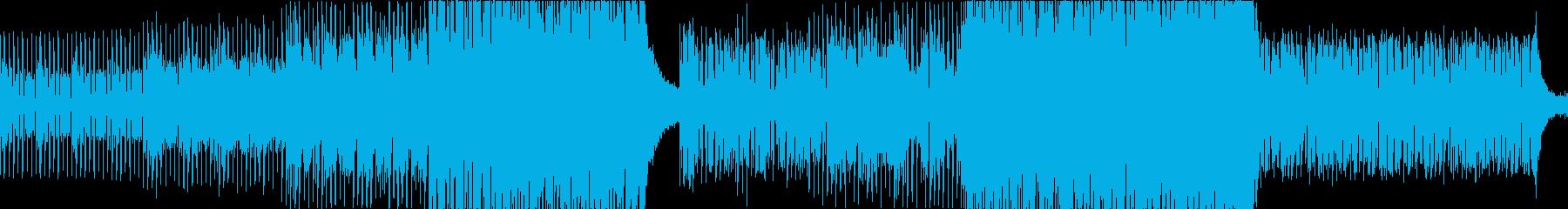ヤングサウンズのDISCOの再生済みの波形