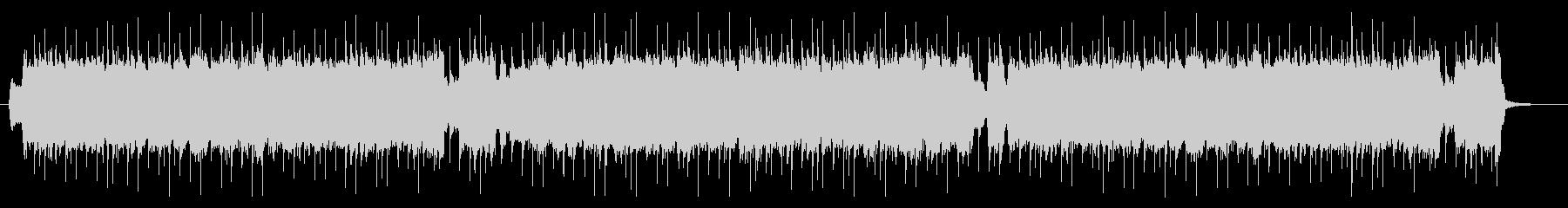 ワルツ10番69-2ショパン・ロックの未再生の波形