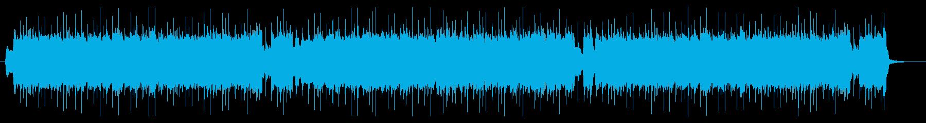 ワルツ10番69-2ショパン・ロックの再生済みの波形