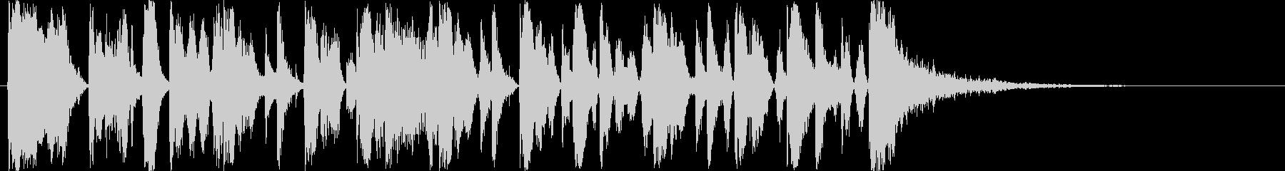 Brass Funk 15秒CMの未再生の波形