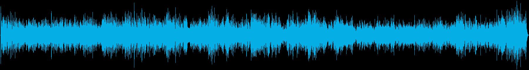 素晴らしく簡単な、伝統的なジャズト...の再生済みの波形