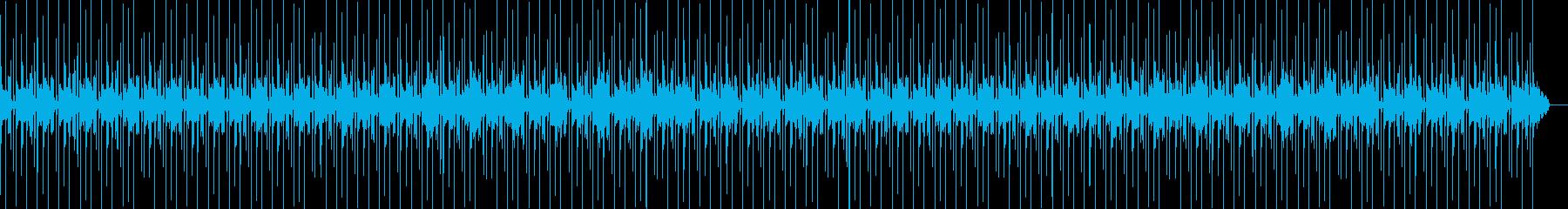 ローズが印象的なアーバンビートの再生済みの波形