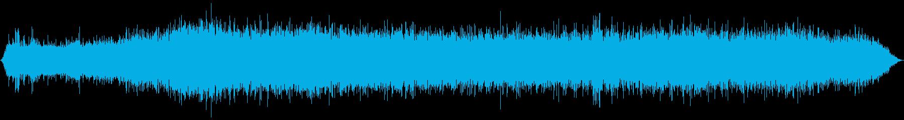 レンジローバーSUV:EXT:オン...の再生済みの波形