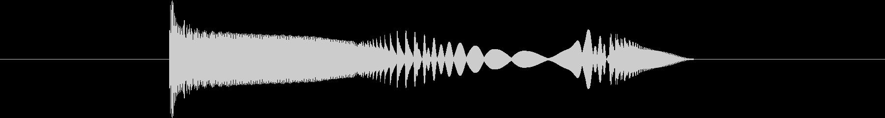 科学 フィクション 通知04の未再生の波形