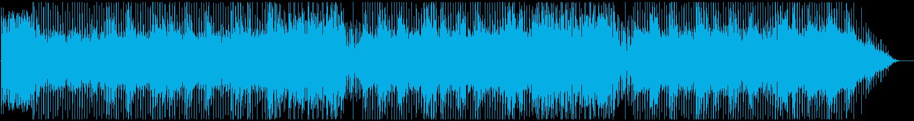 家族にやさしい歌、そうですね、動物...の再生済みの波形