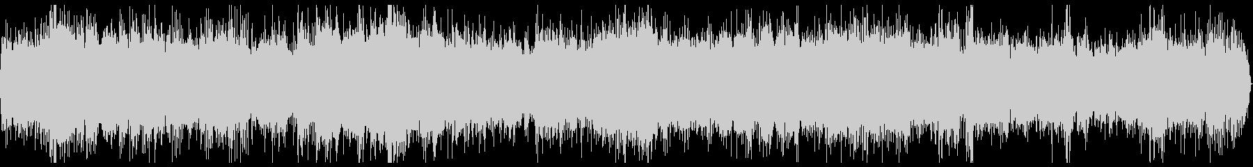 特急 電車 走行音 ステレオ 11分の未再生の波形