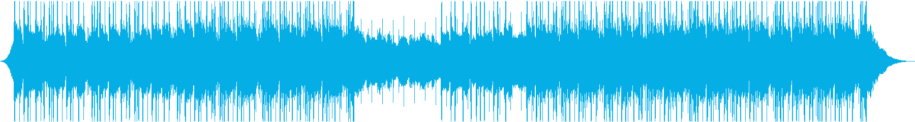 Electronic soft lounge's reproduced waveform