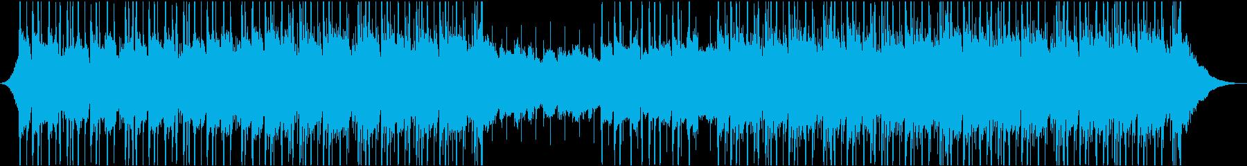 電子ソフトラウンジの再生済みの波形