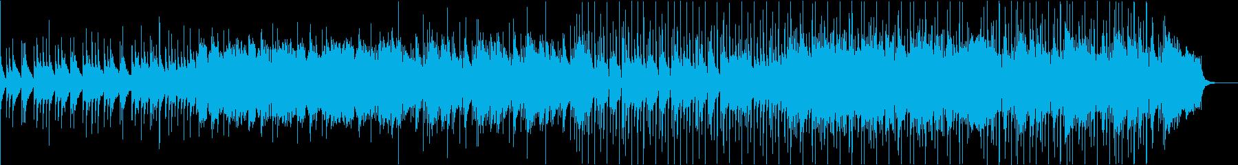 尺八と琴を使った和風ヒップホップの再生済みの波形