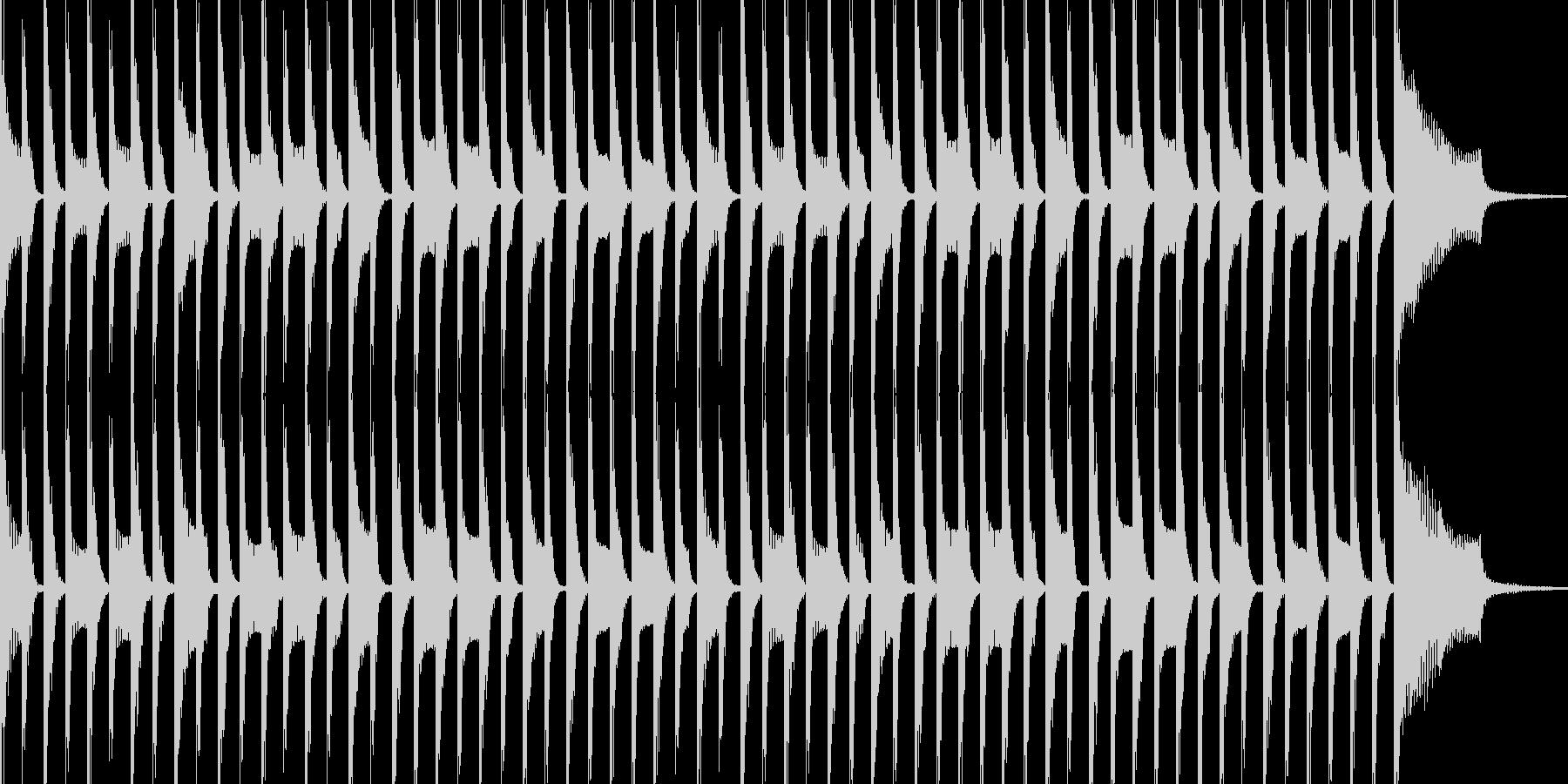 スマホTVCMの様な明るいジングル。の未再生の波形
