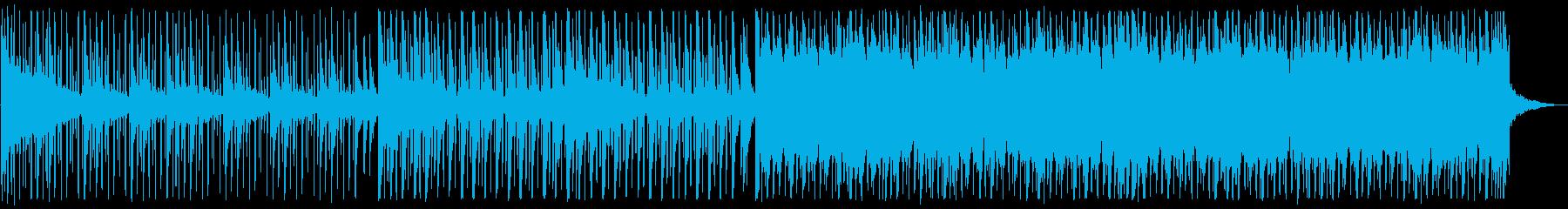 避暑地/トロピカルハウス_No629_3の再生済みの波形