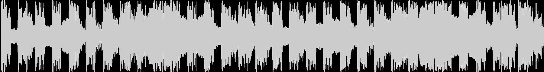 軽快だけど少し変な曲です。18秒の曲で…の未再生の波形