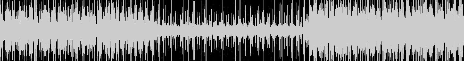 【ループ】街・明るくて軽快なBGM128の未再生の波形