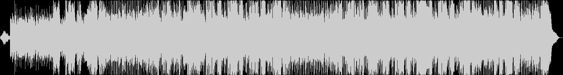 アコギ&伸びやかな男性Voバラードの未再生の波形