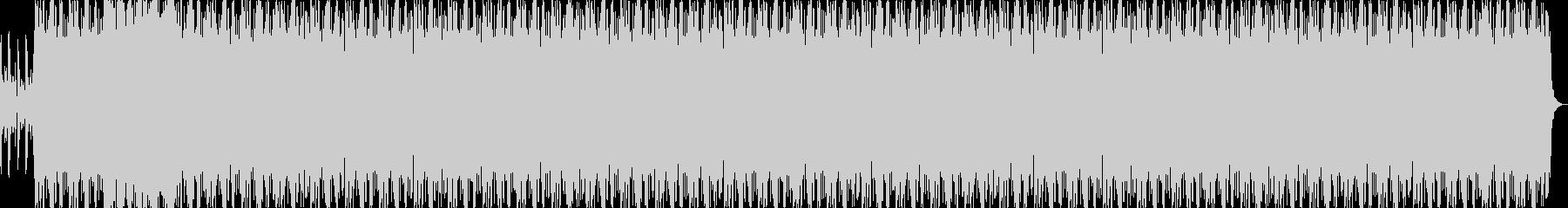 大河風オープニンオーケストラナレーションの未再生の波形