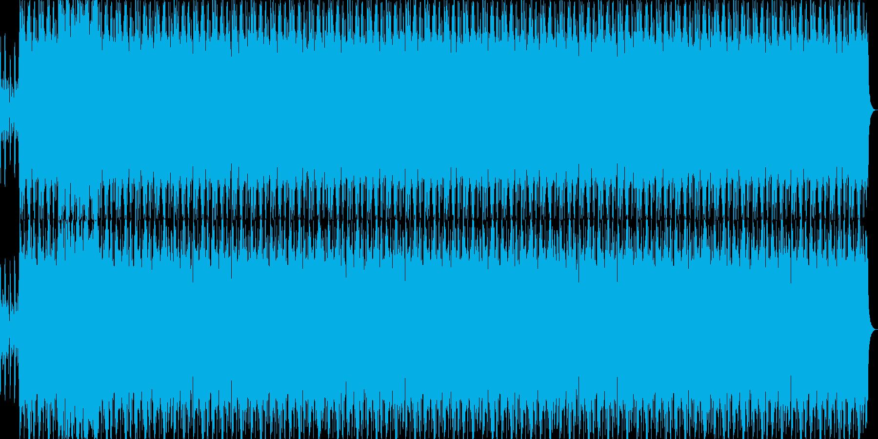 大河風オープニンオーケストラナレーションの再生済みの波形