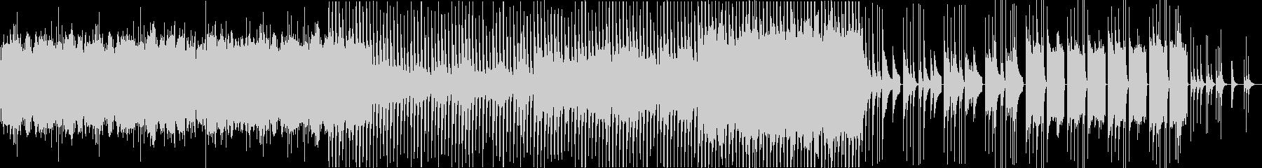 テクスチャー魔法鉄琴よるファンタジー曲の未再生の波形