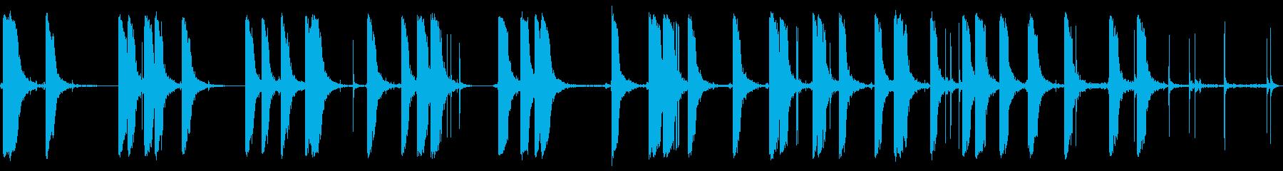 MO 120 RT 61、120 ...の再生済みの波形