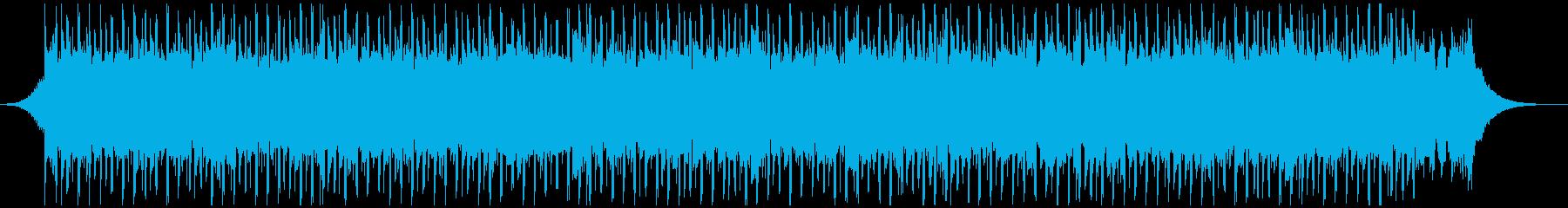 マーケティング用(中)の再生済みの波形