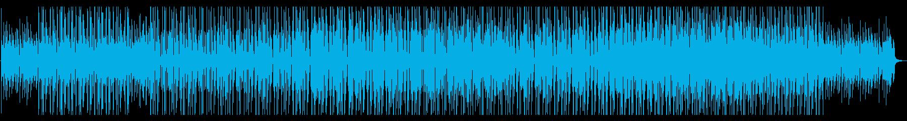 ダンディ/踊れるブルース/ムーディーの再生済みの波形