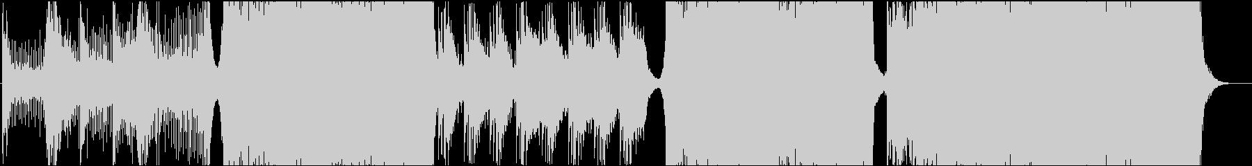 実験的 ロック ポストロック アク...の未再生の波形