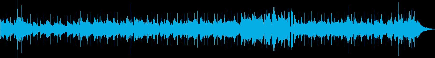 トリプレット。遅いピアノバー。の再生済みの波形