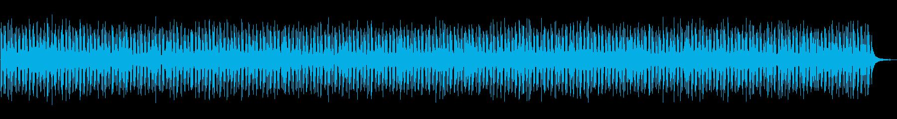チルアウト、R&B系かっこいいエレピの再生済みの波形