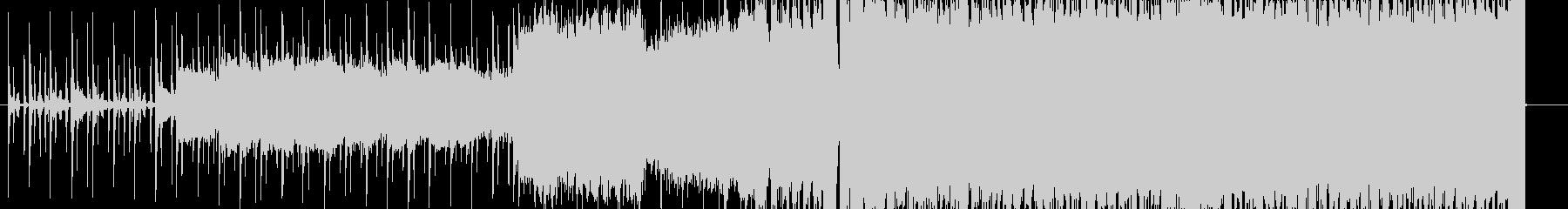 ◎1分尺♫和風オープニングSE・ライブの未再生の波形