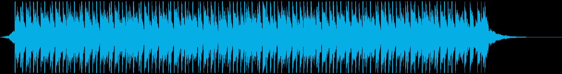 お祭り(Short1)の再生済みの波形