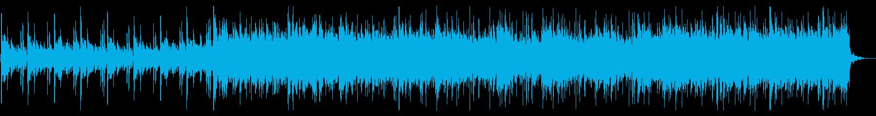 幻想的/夢/リラックス_No608_2の再生済みの波形