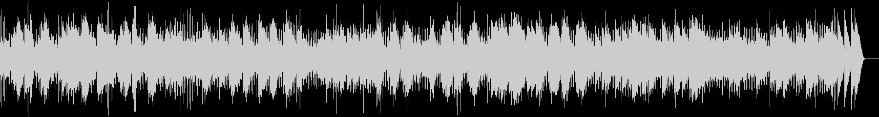 ショパン 革命のエチュード(オルゴール)の未再生の波形
