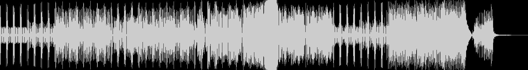 ピアノの旋律とコーラスが爽快なポップスの未再生の波形
