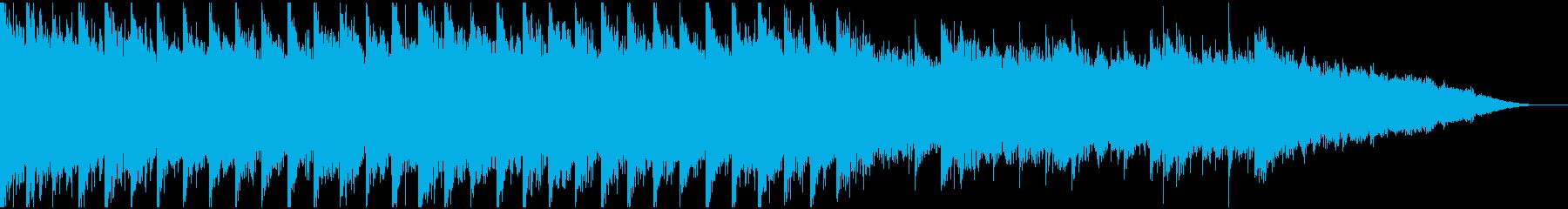 企業VP37,コーポレート,明るい30秒の再生済みの波形